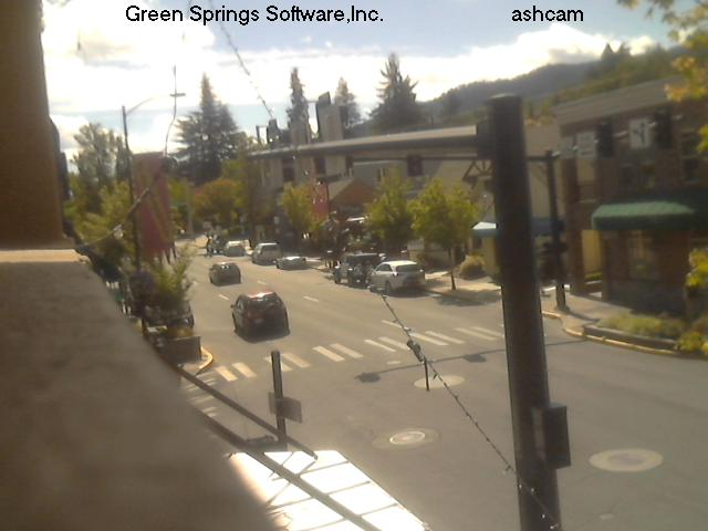 Ashland, Oregon, courtesy Green Springs Software, Green-Springs.com